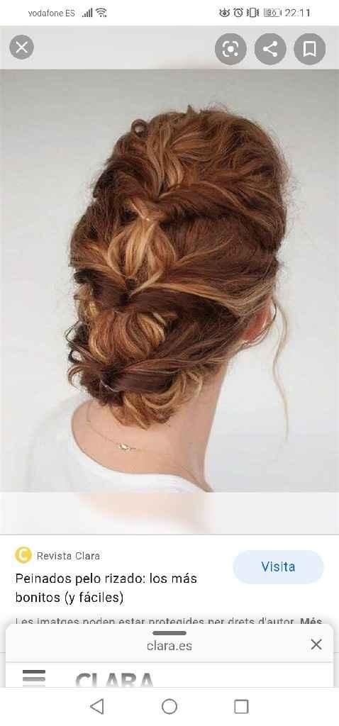 De bajón con la peluquería. Ayuda pelo rizado 😩!! - 2