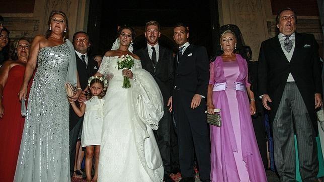 boda hermana sergio ramos