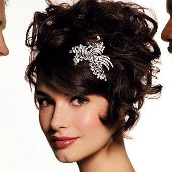 Peinado Con Semirecogido Y Flequillo Belleza Foro Bodas Net