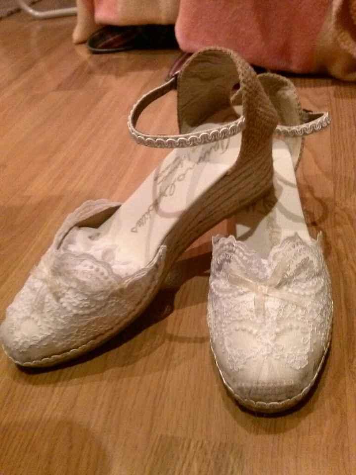 Zapatillas de la novia - 3