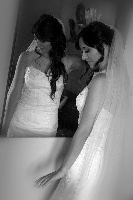 Nuestro primer aniversario de boda!! 1