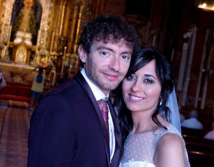 Nuestro primer aniversario de boda!! 4