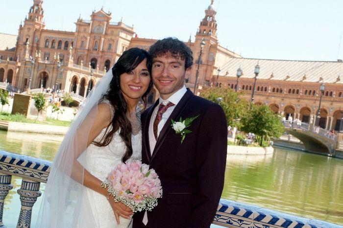 Nuestro primer aniversario de boda!! 5