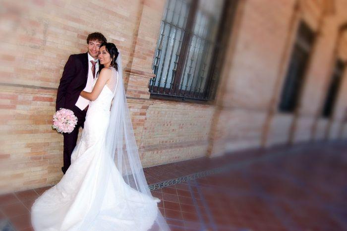 Nuestro primer aniversario de boda!! 6