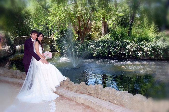Nuestro primer aniversario de boda!! 7