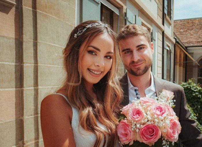 Mi boda civil en suiza , mi vestido, peinado... 3