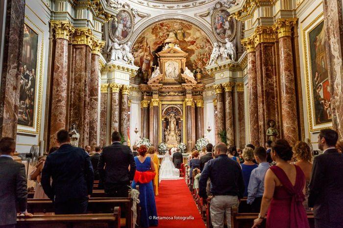 Iglesia capitania en valencia 1