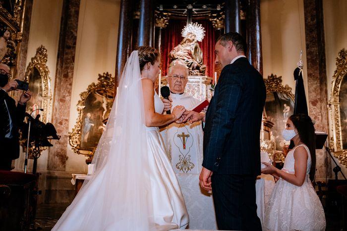 Ya somos marido y mujer!!! 4