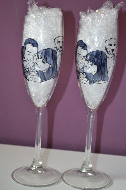 Copas primer brindis - Organizar una boda - Foro Bodas.net