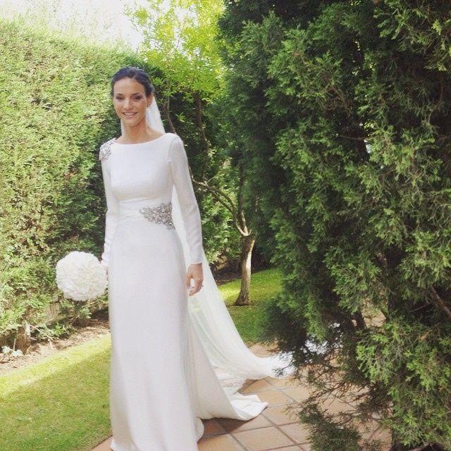 vestido para novia madura - moda nupcial - foro bodas