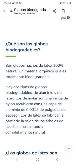 Suelta de Globos, help me!¡ 4