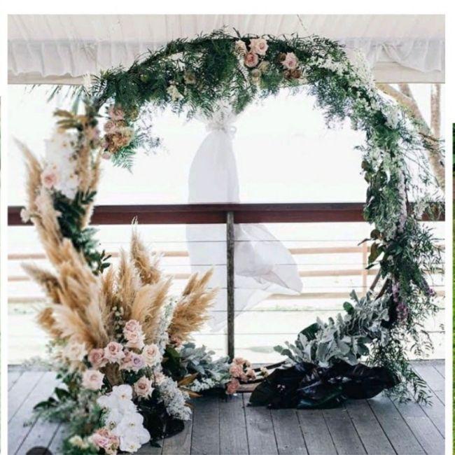 Arco de flores 5