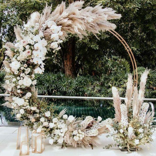 Arco de flores 6
