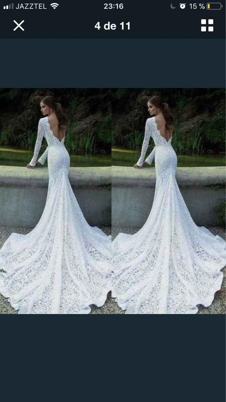 Dudas con el vestidooo - 1