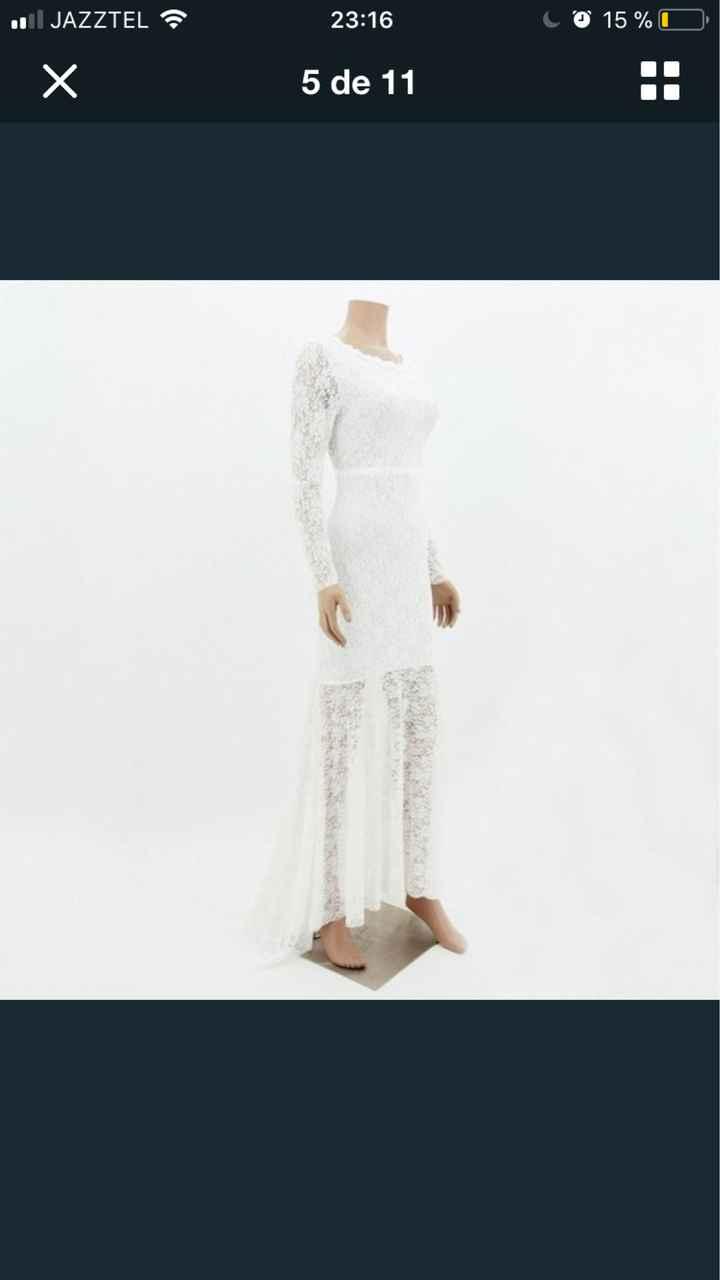 Dudas con el vestidooo - 2