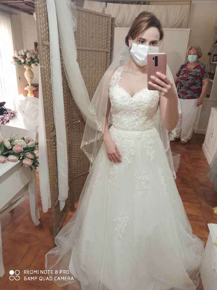 Primera prueba de vestido - 3
