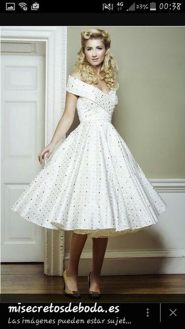 una novia pin up - moda nupcial - foro bodas