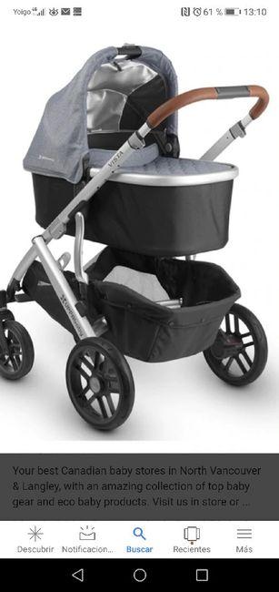Ayuda!! Que carrito de bebe elegir?? 1