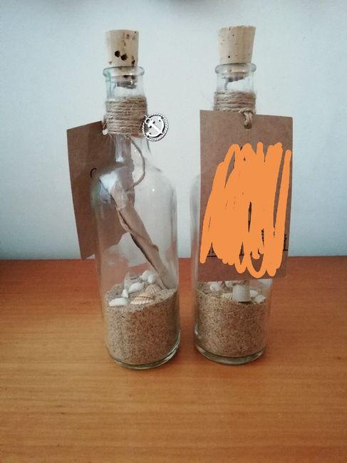 Invitaciones en botellas - 1