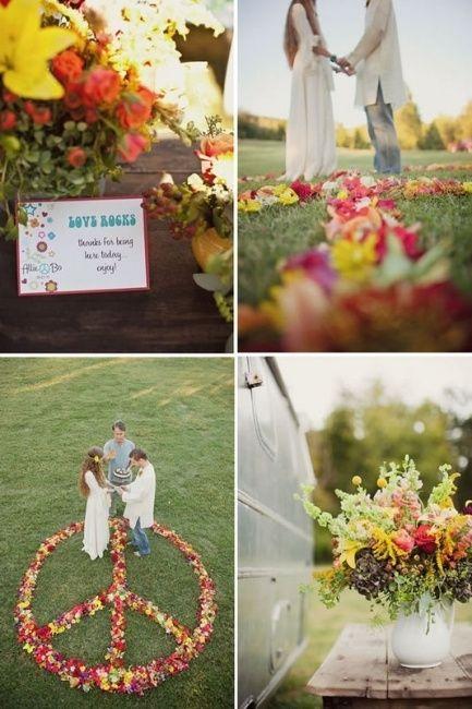 Matrimonio Tema Hippie : Ideas de bodas tematicas organizar una boda foro