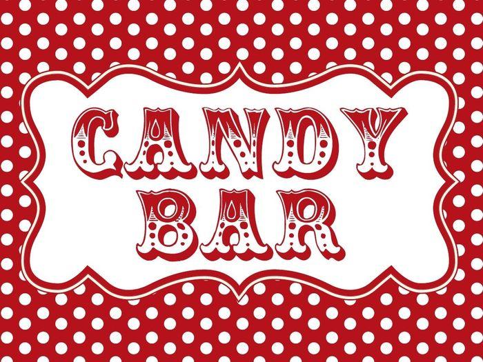 Candy bar. accesorios e ideas... - Manualidades - Foro Bodas.net