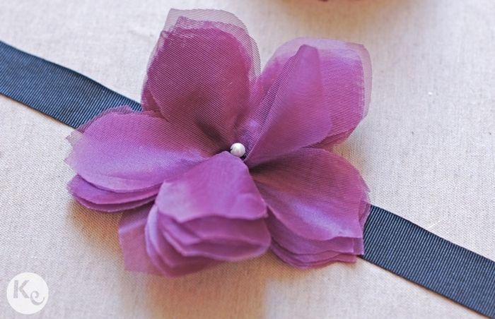 El corsage para tus damas de honor 2