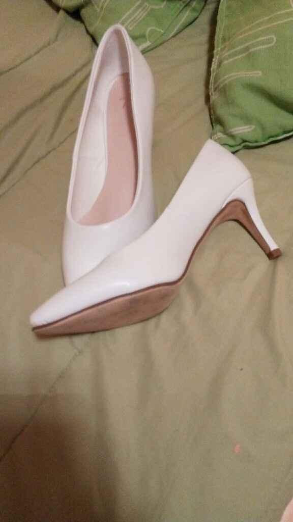 Personalizar zapatos novia - 1