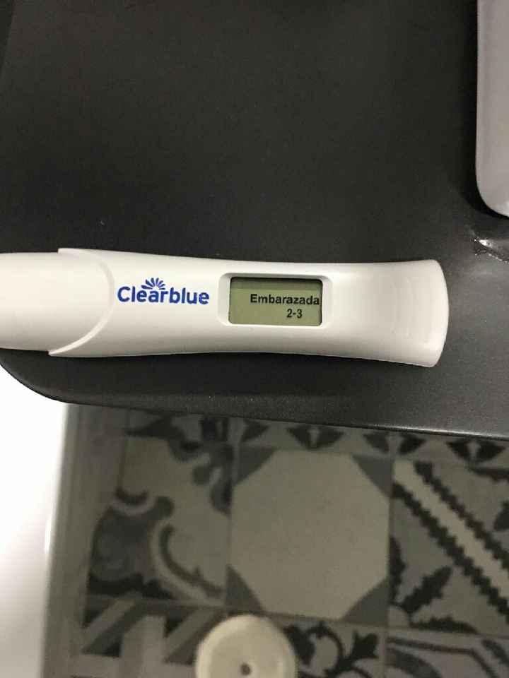 De vuelta al foro y embarazada ;) - 1