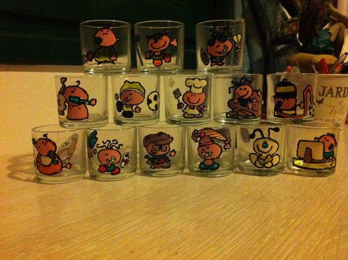Tutorial vasos de chupitos p gina 3 manualidades for Vasos chupito personalizados