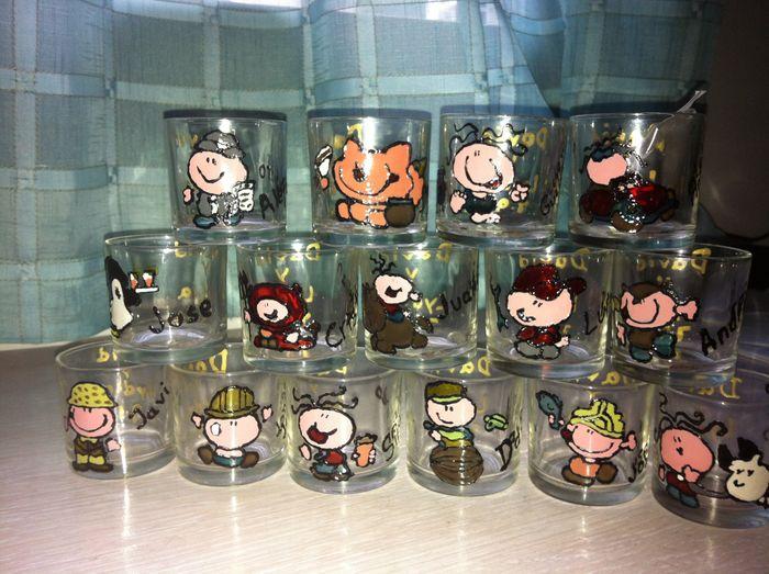 Tutorial vasos de chupitos manualidades foro for Vasos chupito personalizados