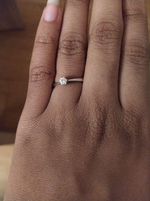 V o F: ¿Querías un anillo de pedida distinto? - 1