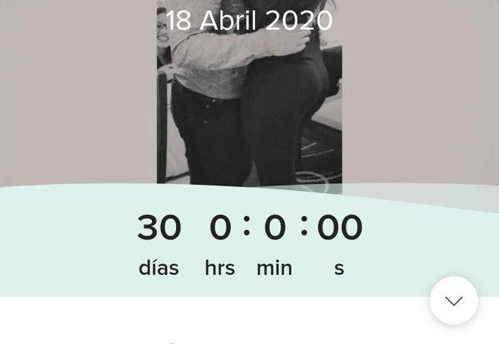 Nueva fecha! - 2