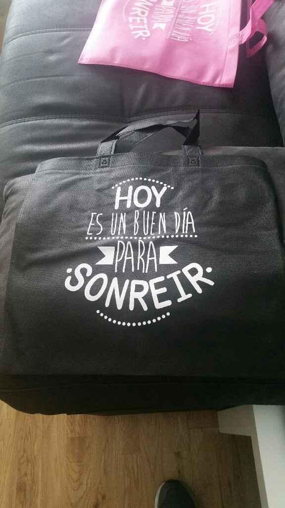 Bolsas para regalos - 2