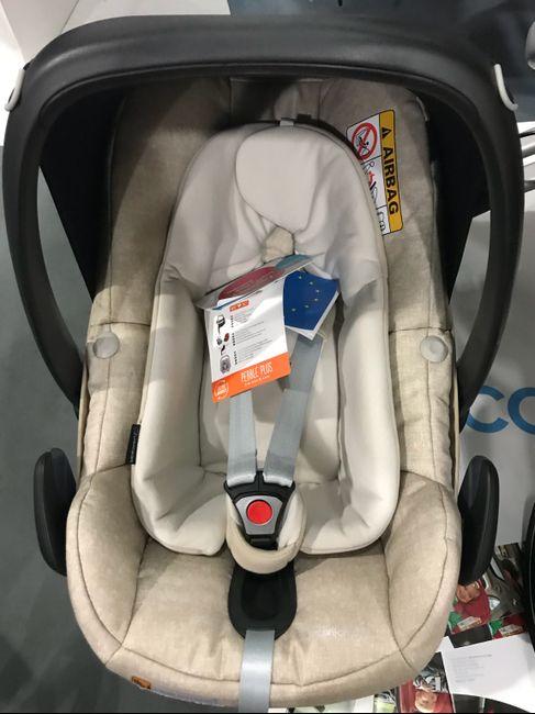 Carro bebé Confort 4