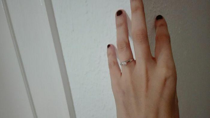 Vuestro anillo de pedida - 1