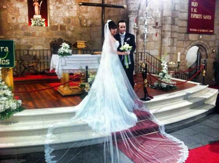 Ya estamos casadosss!!!! - 2