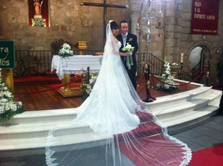 Ya estamos casadosss!!!! - 3