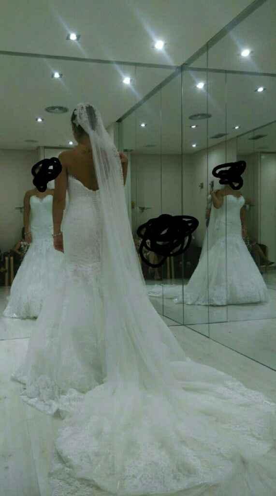 Ya tengo mi vestido - 2