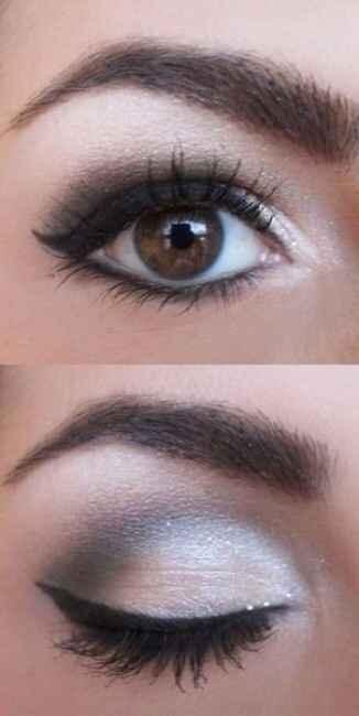 Inspiración maquillaje para labios rojos - 1