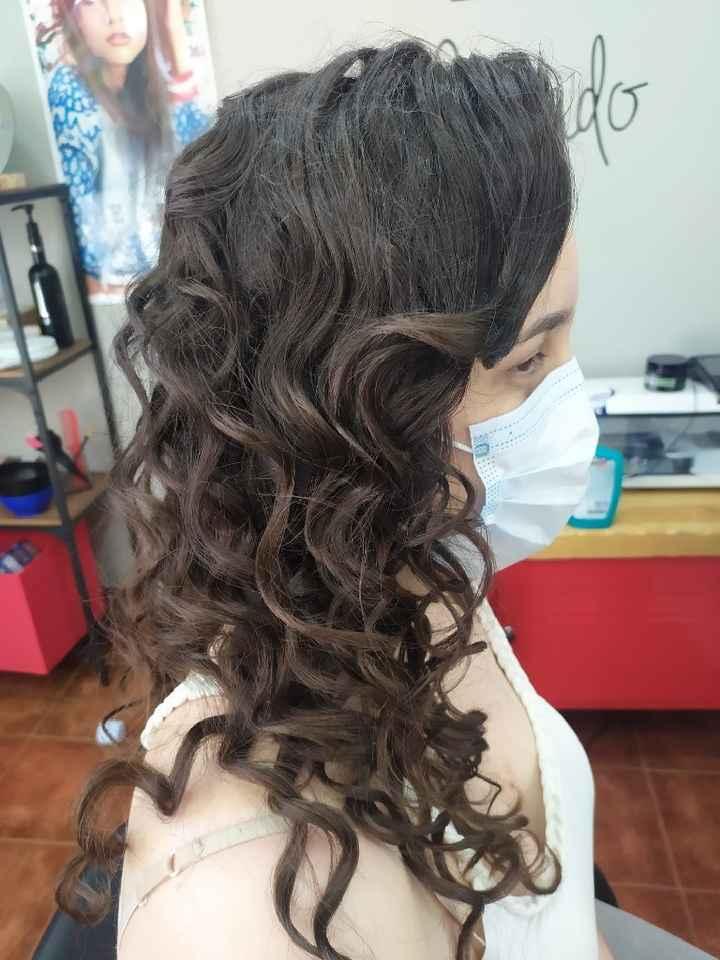 Prueba de peinado - 3