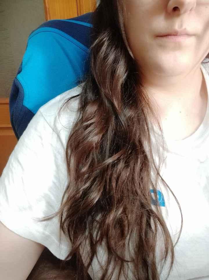 Prueba de peinado - 1