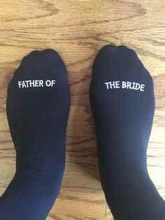 Unos calcetines con sorpresa