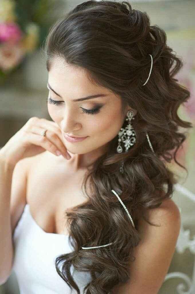 Peinados para la boda - 3