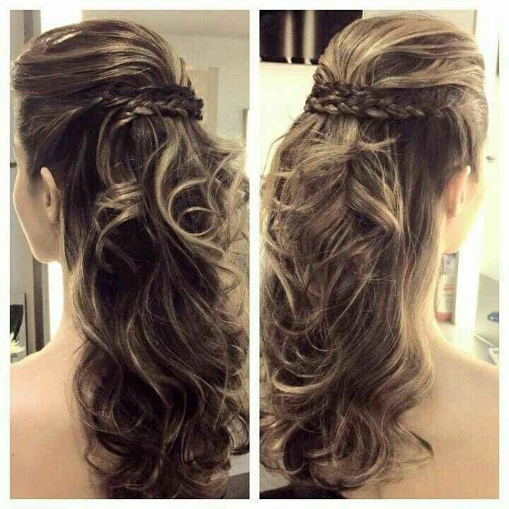 Peinados para la boda - 4