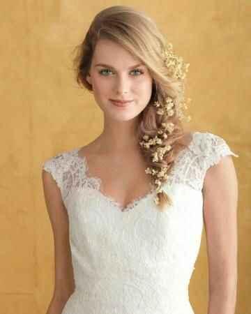 Peinados para la boda - 5