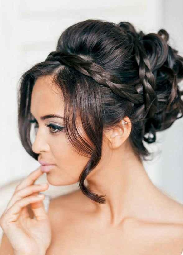 Peinados para la boda - 9