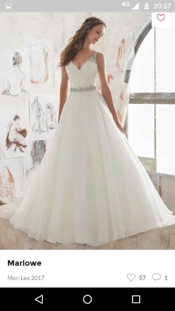 Buscando éste vestido - 1