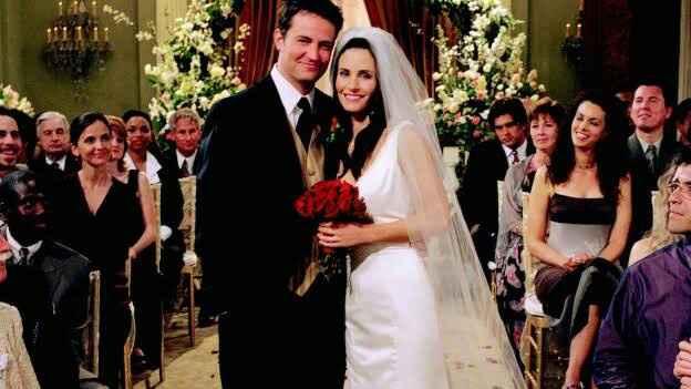 Las bodas inolvidables de nuestras series favoritas - 4