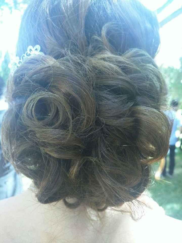Peinado para pelo fino - 1
