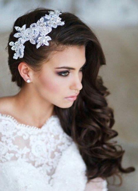 Peinados para la boda - 2